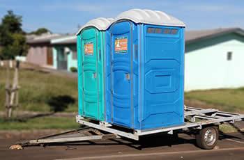 transporte banheiros
